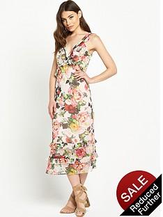 river-island-printed-midi-frill-cami-dress
