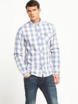 Lyle & Scott Long Sleeve Check Shirt