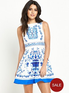 ax-paris-skater-dress
