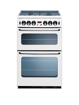 new-world-550sidlm-55-cm-twin-cavity-gas-cooker-white