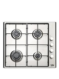 beko-hizg64120sx-built-in-4-burner-fsd-gas-hob-stainless-steel