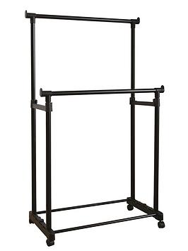 ideal-garment-rack-with-2-rails