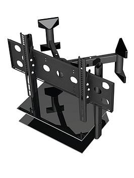 mountech-cbs11b-tilt-swivel-32-52-inch-tv-wall-bracketshelves