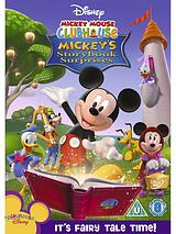 Disneys Mickey's Club House - Story Book Surprises DVD