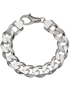 love-silver-sterling-silver-3oz-solid-diamond-cut-curb-bracelet