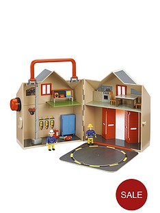 fireman-sam-deluxe-fire-station-playset