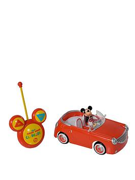 mickey-mouse-clubhouse-remote-control-car