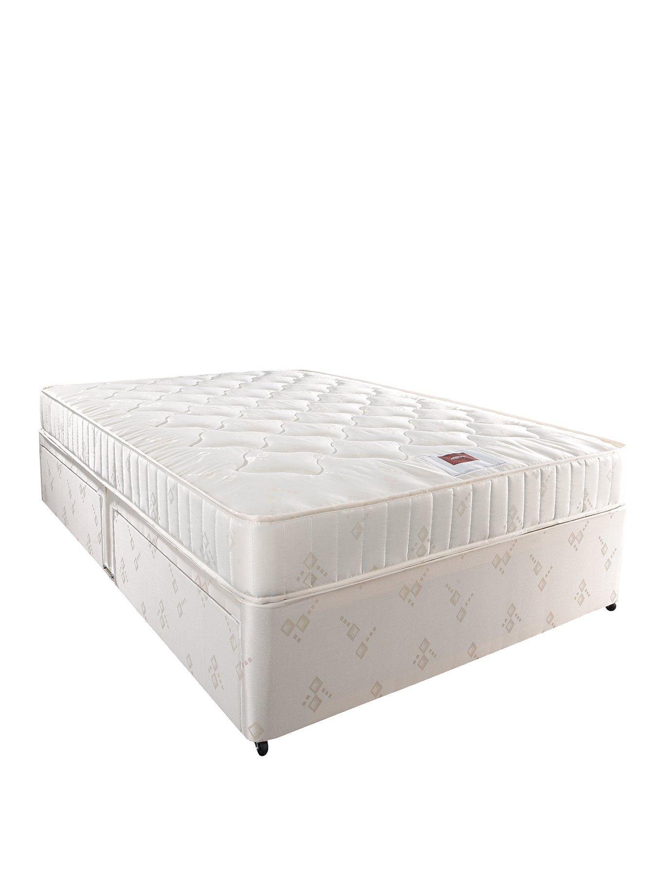 Single Divan Bed Without Mattress Of Beds Littlewoods Catalogue Home Shopping