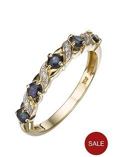 love-gem-9-carat-diamond-set-sapphire-eternity-ring