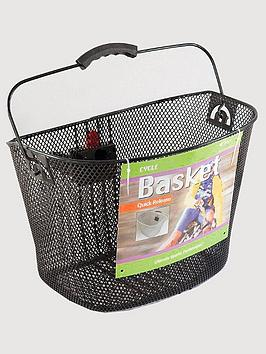 sport-direct-quick-release-black-bicycle-basket