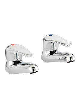 bristan-contemporary-lever-bath-taps-chrome
