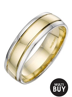 love-gold-9-carat-2-colour-wedding-band-6mm