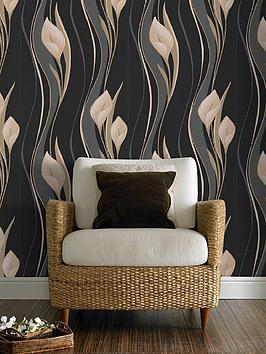 superfresco-easy-peace-wallpaper-black