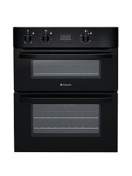 hotpoint-newstyle-uh53ks-built-under-electric-double-oven-black