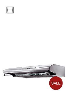 hotpoint-htv10s-60cm-visor-cooker-hood-silver