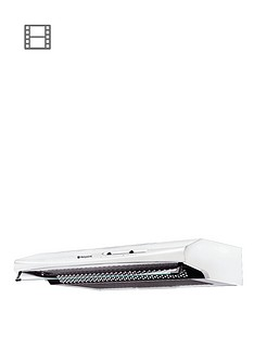 hotpoint-first-edition-htv10p-60cm-visor-cooker-hood-white