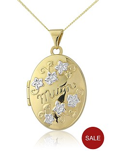 keepsafe-9-carat-yellow-gold-mum-locket