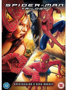 marvel-spiderman-trilogy-dvd