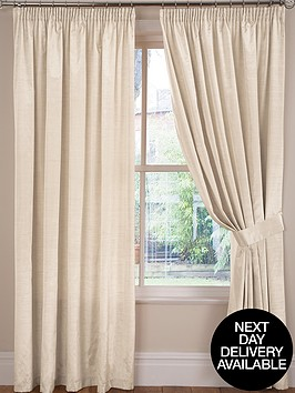faux-silk-lined-pencil-pleat-curtains