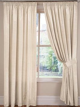 glamour-faux-silk-pleated-curtains