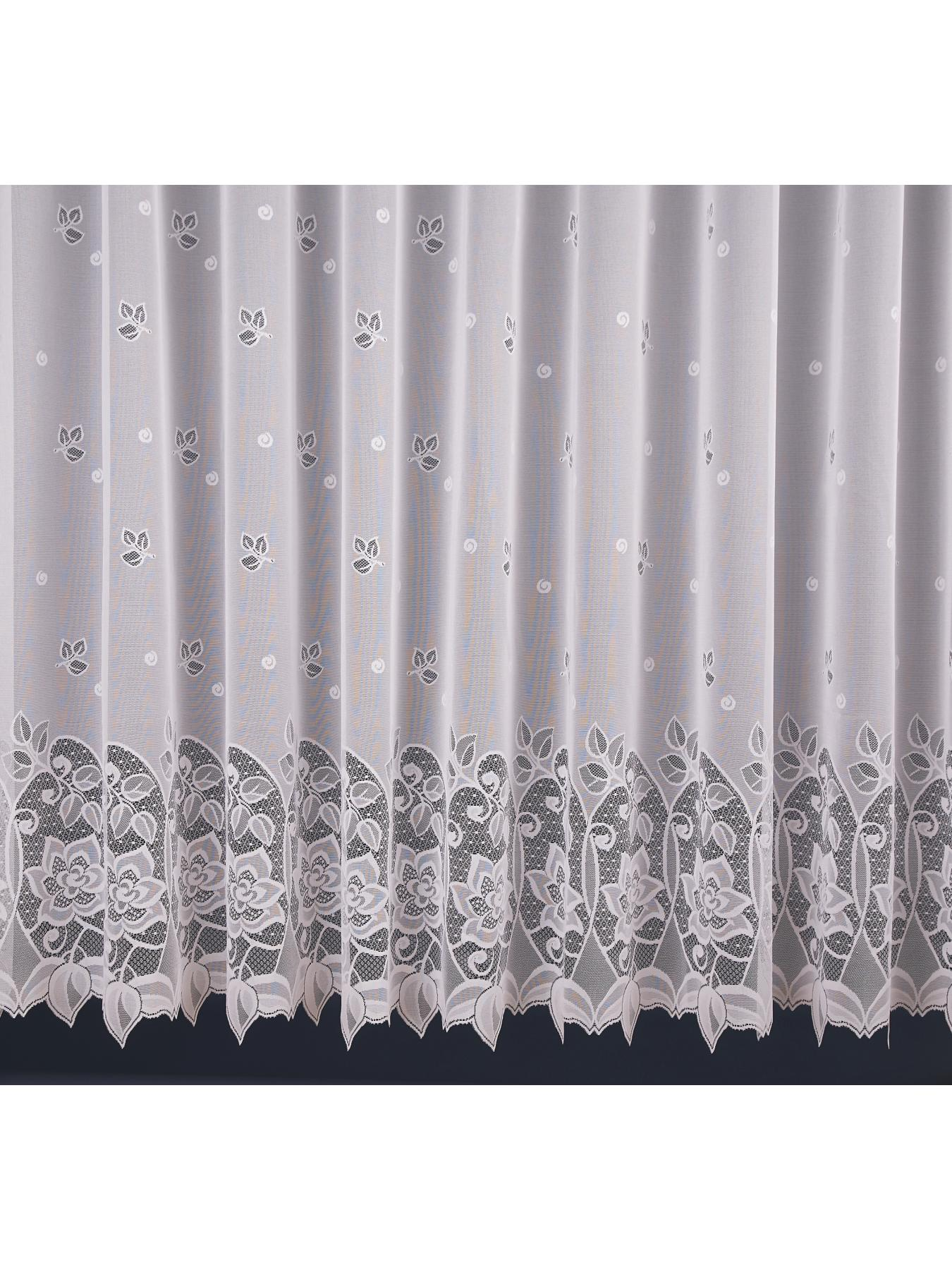 Vanessa Net Curtains (available by the metre), White at Littlewoods