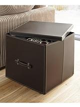 Ideal Faux Leather Storage Box