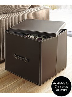 ideal-faux-leather-storage-box
