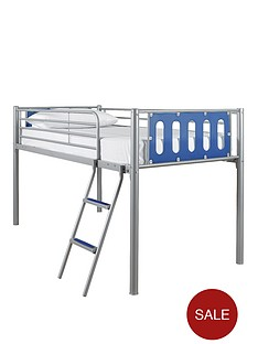 kidspace-cyber-mid-sleeper-kids-bed-frame