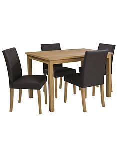 primo-120-cm-dining-table-and-4-lucca-chairs-set