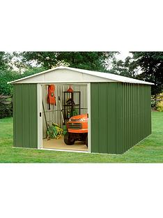 yardmaster-94-x-75-ft-apex-roof-metal-garden-shed