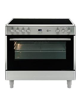 Flavel Fl95Crx 5 Zone Electric Range Cooker  Stainless Steel