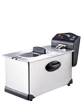 swan-sd6040-single-deep-fryer-stainless-steel