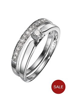 love-diamond-9-carat-white-gold-33-point-diamond-bridal-set