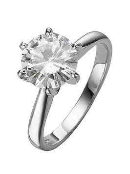 moissanite-18-carat-white-gold-2-carat-moissanite-ring