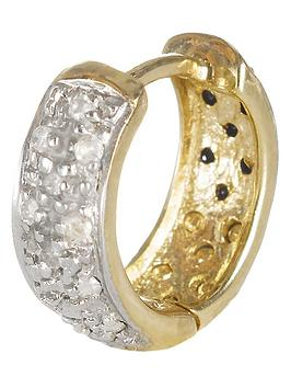 love-diamond-9-carat-yellow-gold-6pt-diamond-reversible-mens-huggie-earring