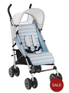 ladybird-beachcomber-stroller-blue-stripe