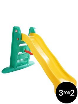 little-tikes-easy-store-slide-greenyellow