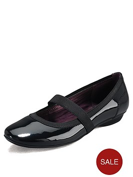 clarks-hallo-star-leather-flat-bar-shoes