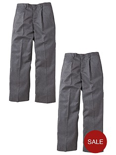 top-class-boys-teflon-coated-slim-fit-school-trousers-2-pack