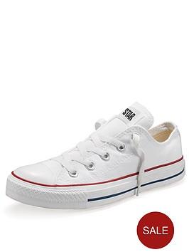 converse-all-star-ox-junior-plimsolls-white
