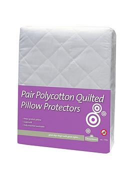 downland-standard-quilted-pillow-protectors