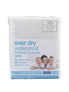 downland-ever-dry-waterproof-quilted-mattress-protector