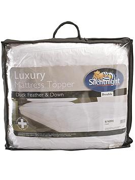silentnight-luxury-mattress-topper
