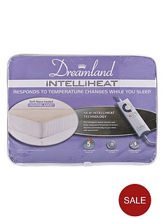 dreamland-intelliheat-fleecy-underblanket