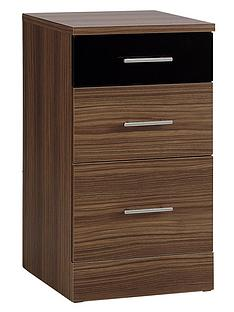 consort-eclipse-ready-assembled-3-drawer-bedside-cabinet