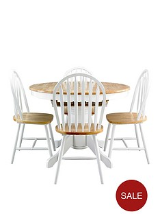 kentucky-dining-table-and-4-chairs