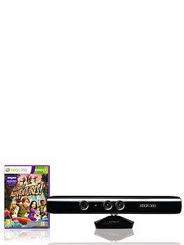 xbox-360-kinect-sensor-bar-and-kinect-adventures