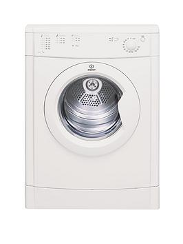 indesit-idv75l-7kg-load-vented-tumble-dryer-white
