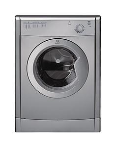 indesit-idv75sl-7kg-vented-tumble-dryer-silver