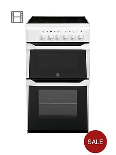 indesit-it50cws-single-oven-electric-cooker-with-ceramic-hob-white
